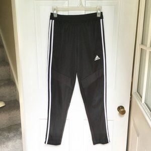ADIDAS Climacool Activewear Pants Blk SZ M 11-12Y